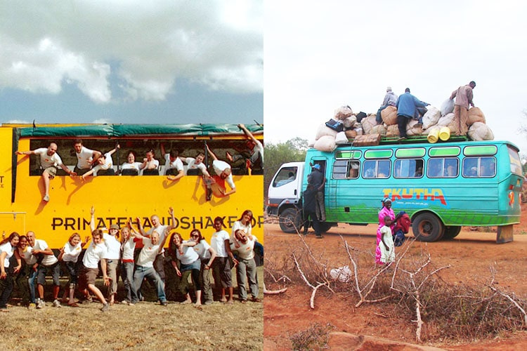 How To Travel Africa: Local Bus vs Overland Tours