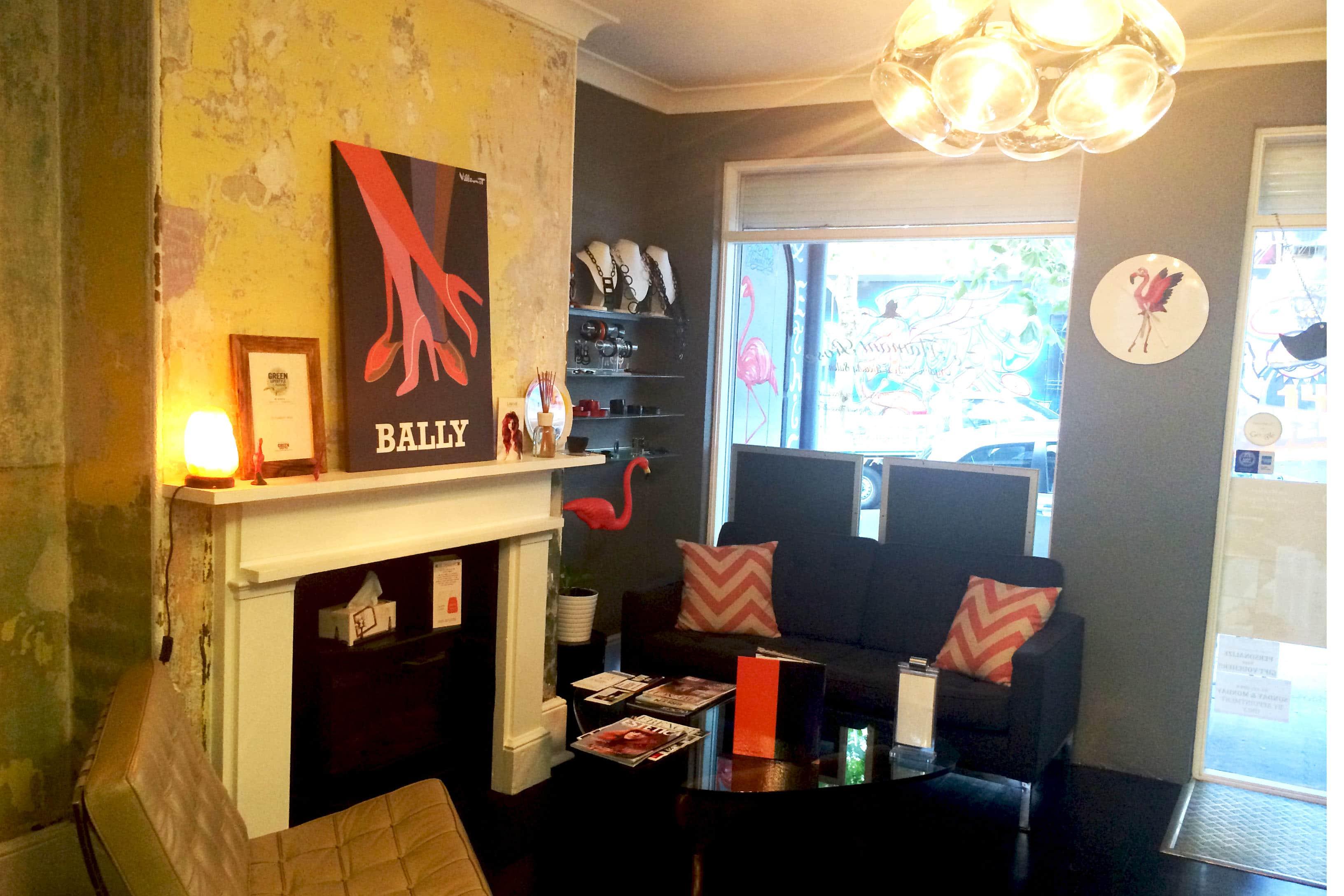 Top organic hair salon in sydney londoner in sydney for Sydney salon