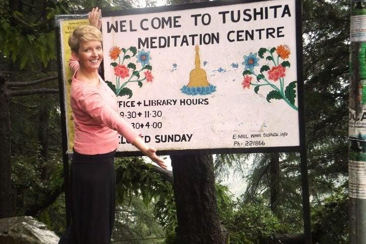 Tushita Meditation Centre India