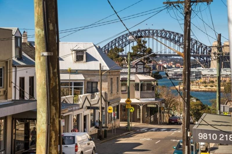 Balmain where to live in sydney