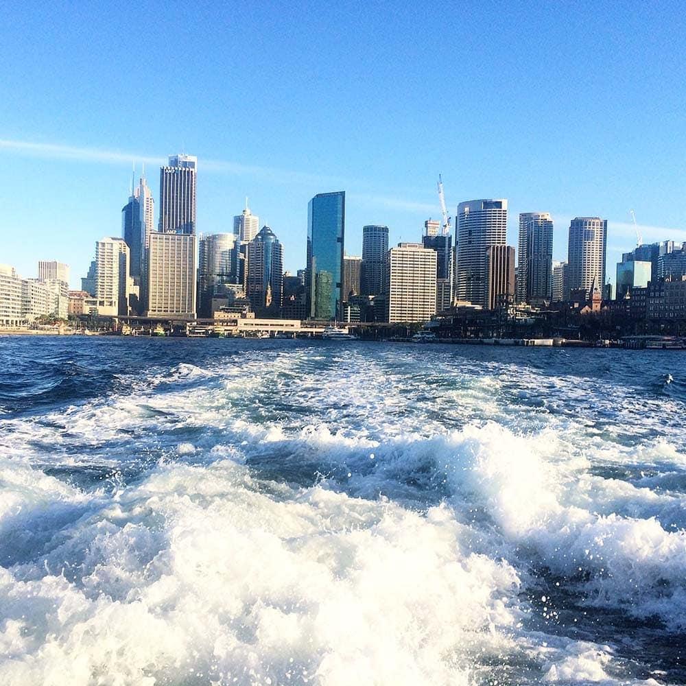 sydney-ferry-commute
