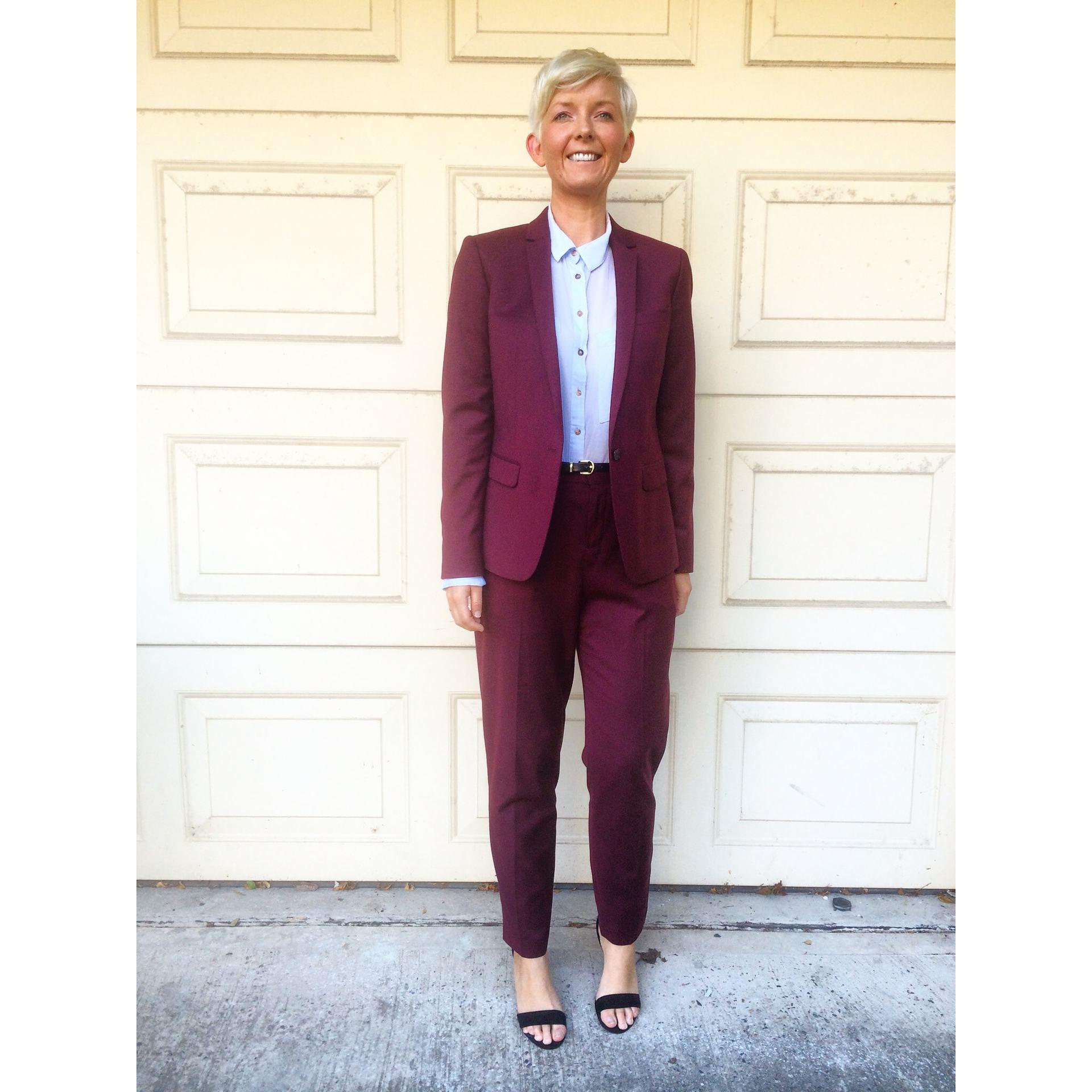 Topshop Modern Tailoring Suit