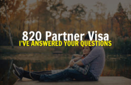 partner-visa-to-australia-q-and-a