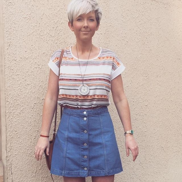 skirt used panties sydney