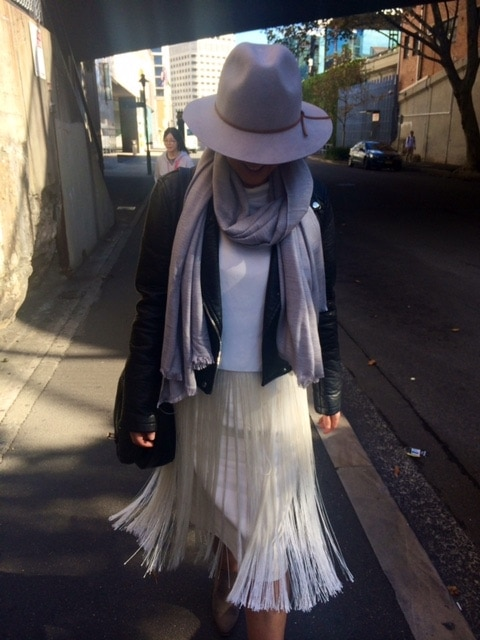 Saba Tassels dress