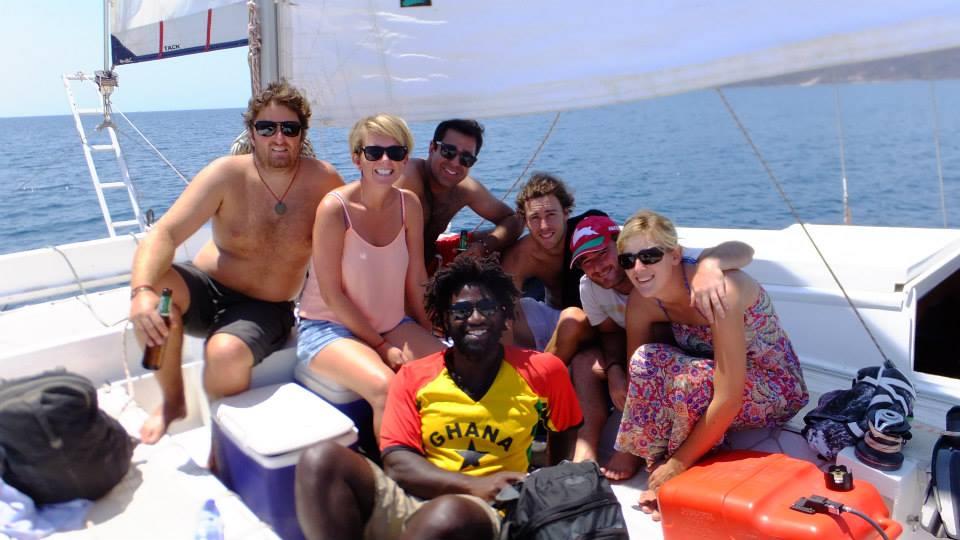 boat trip cape maclear