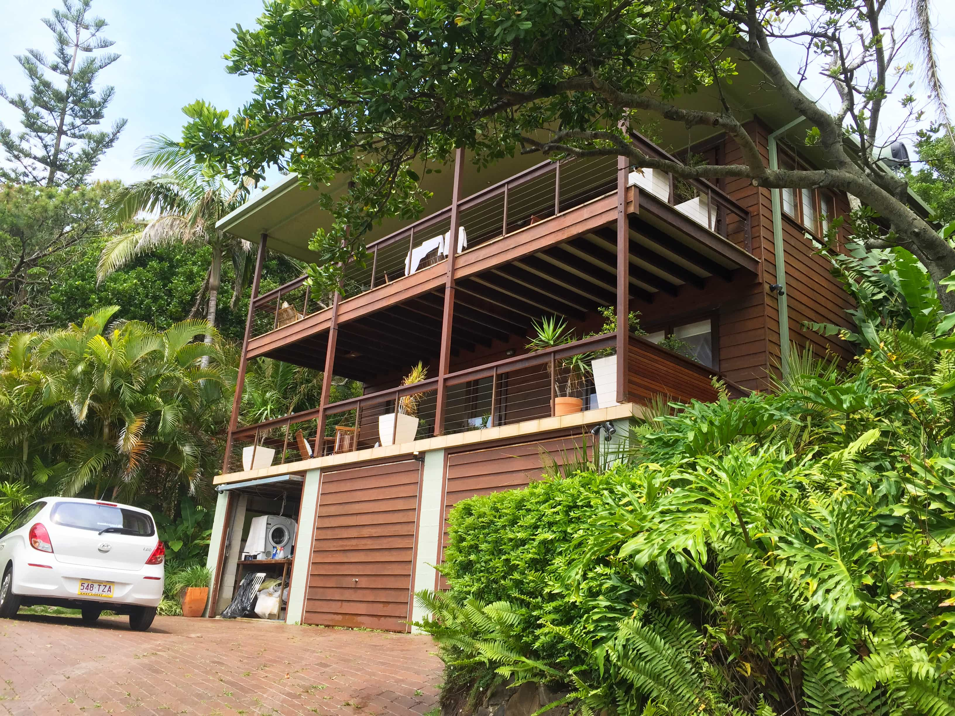 Where to stay in Byron Bay - Seahaven