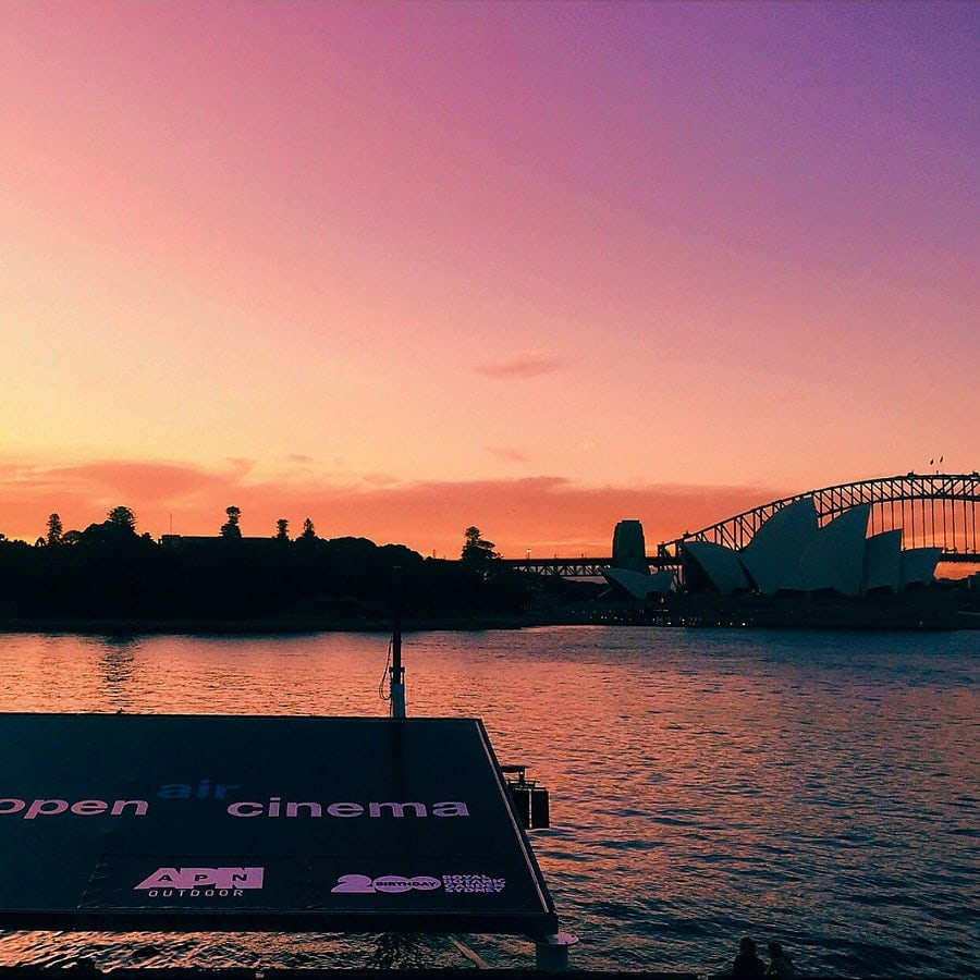 Ideal date in Sydney