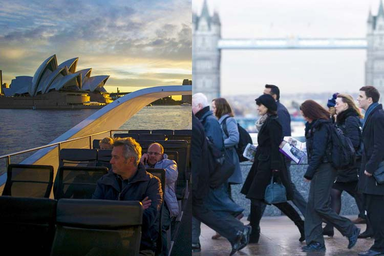 Working In London Vs Sydney (an honest guide)