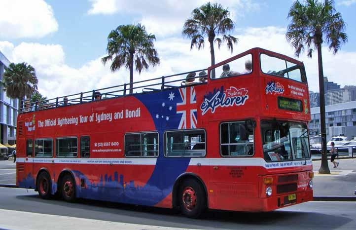 City Sightseeing Sydney MCW Super Metrobus 427