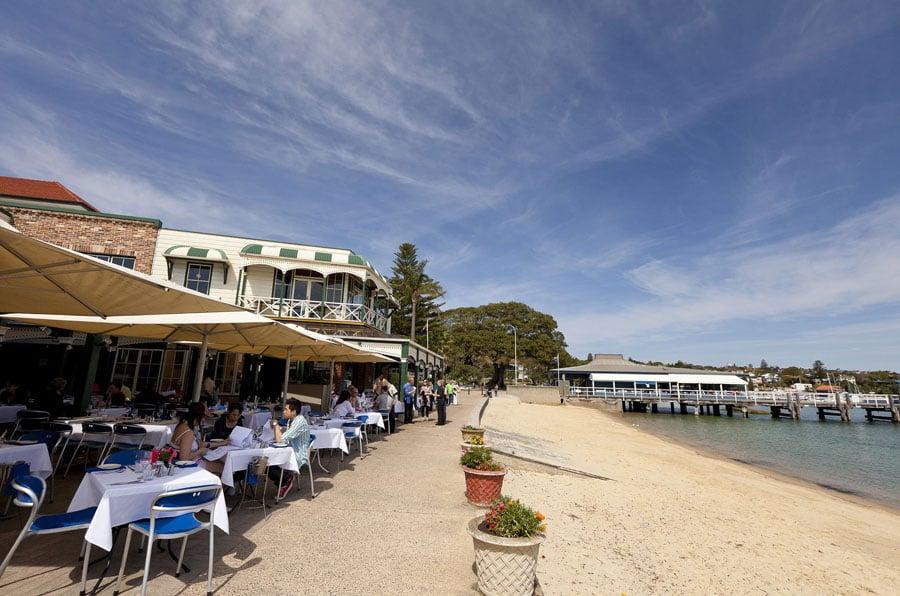Doyles-on-the-beach-watsons-bay