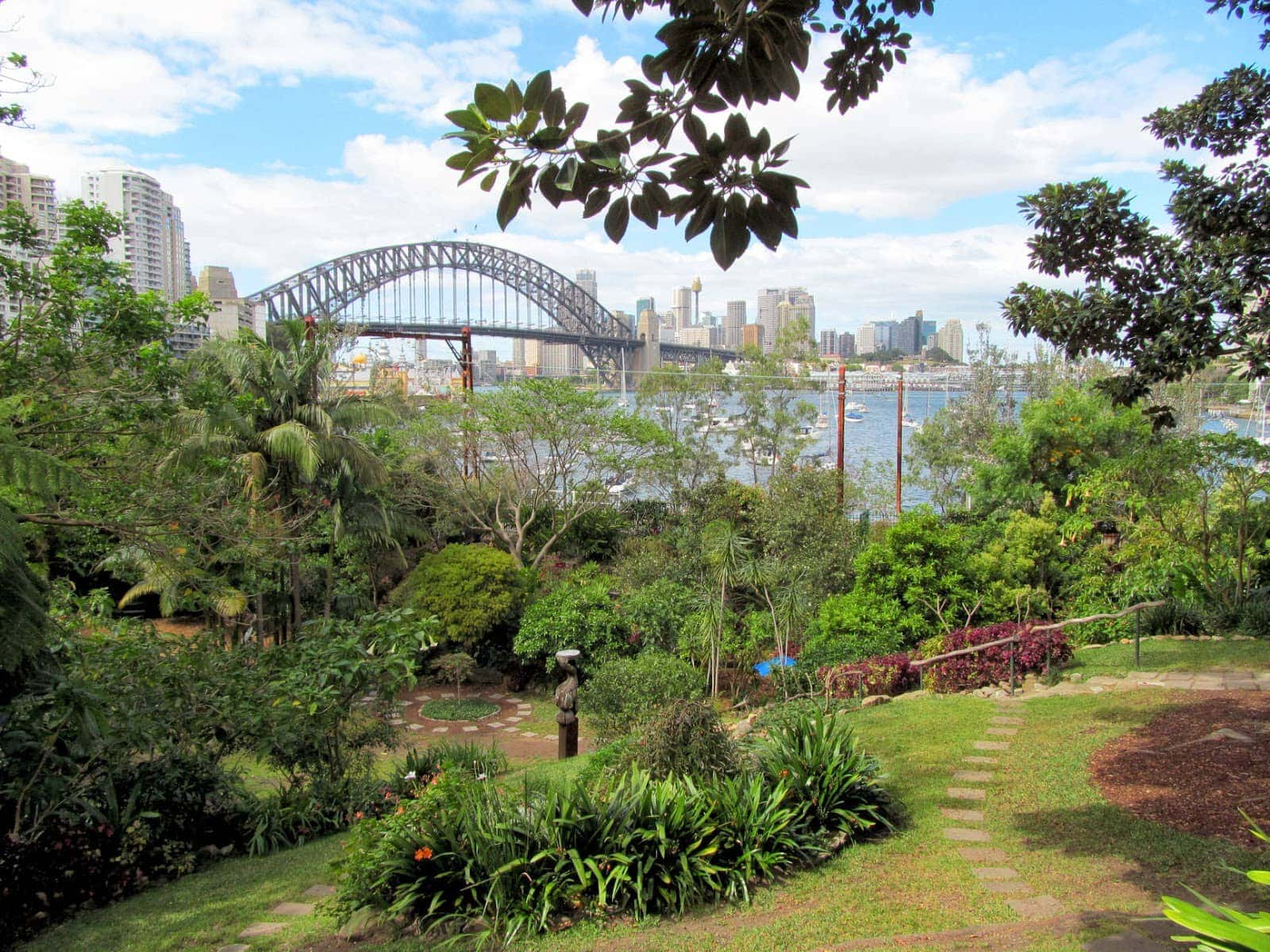 secret garden rose bay sydney - photo#6