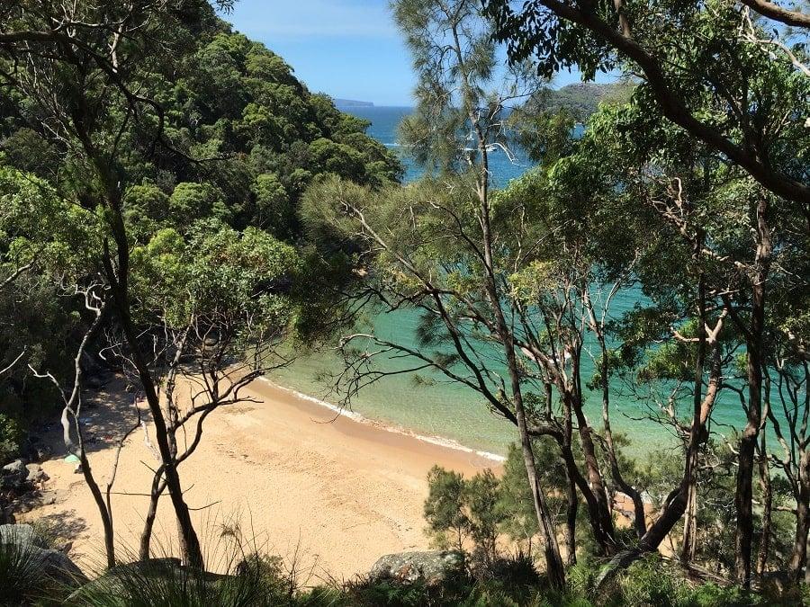 Resolute beach
