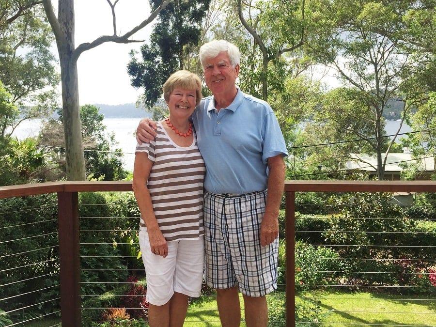 how to get to scotland island sydney