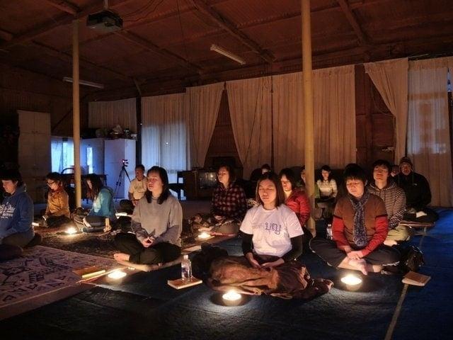 Sunnataram meditation retreat1