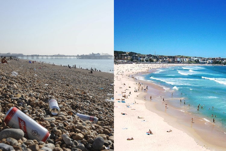 9 Differences Between London And Sydney