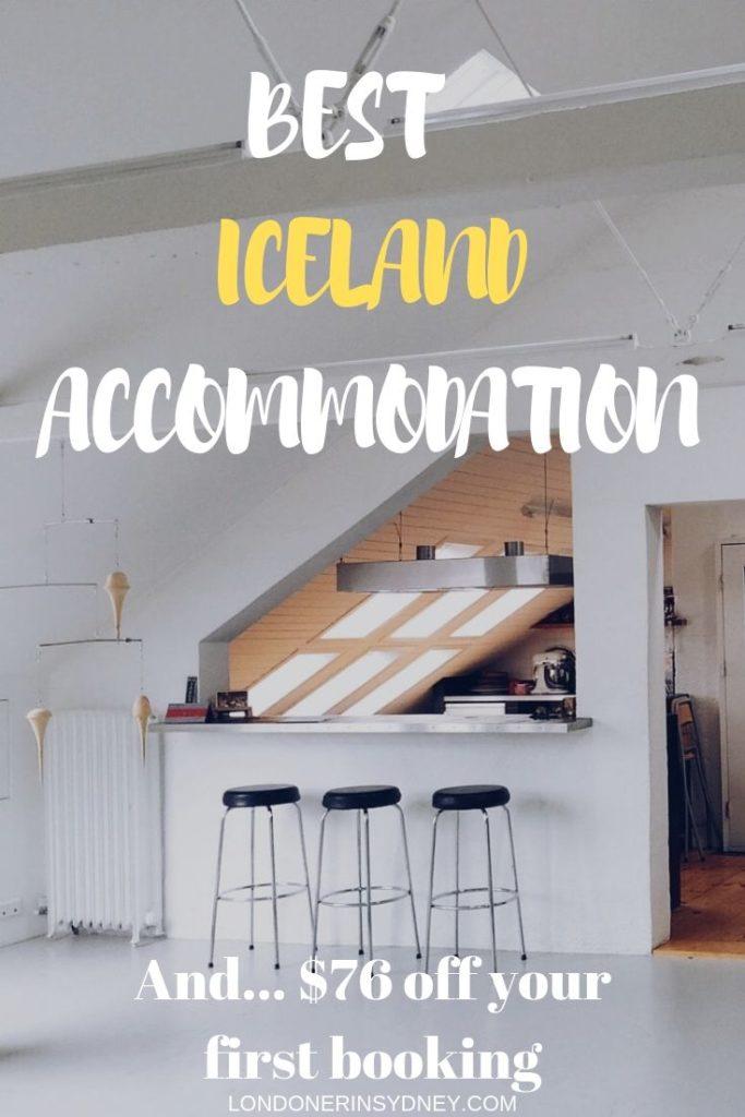 Reykjavik-accommodation