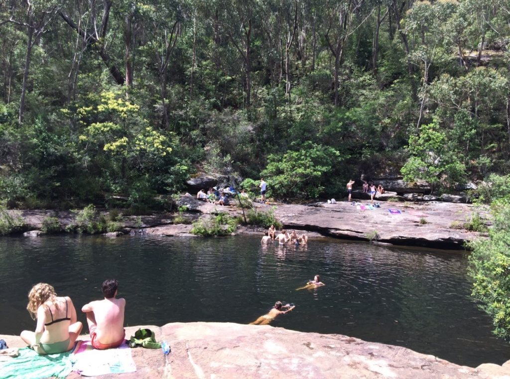 karloo-pools-royal-national-park-sydney