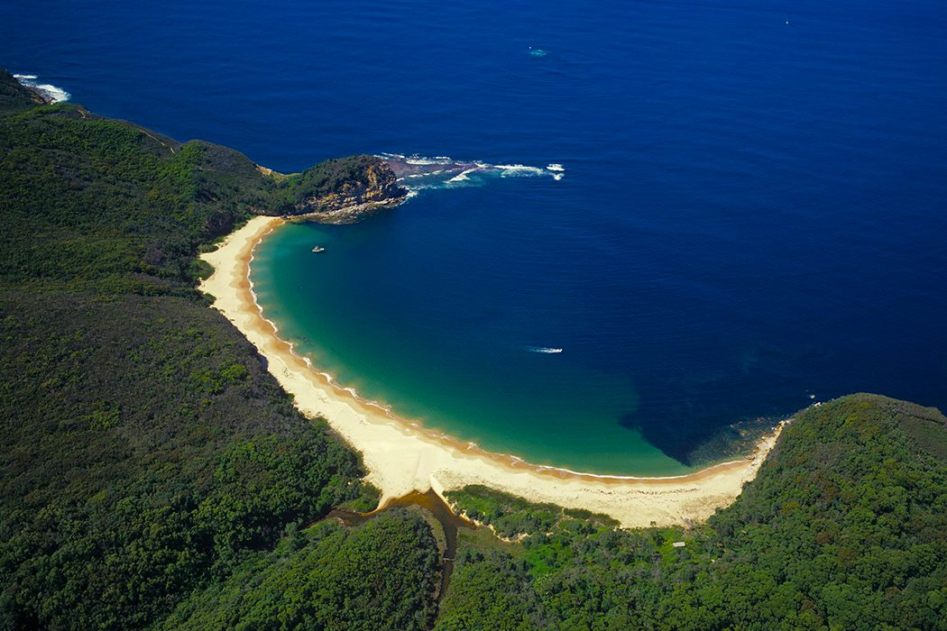 10 Sydney Secret Beaches Not In The Eastern Suburbs