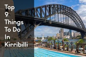 Top 9 Things to do in Kirribilli