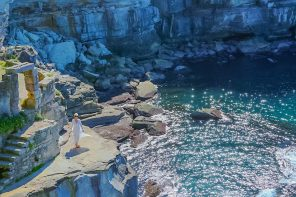 2 coastal walks in Bondi (with hidden gems)