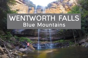 Hike to Wentworth Falls Video