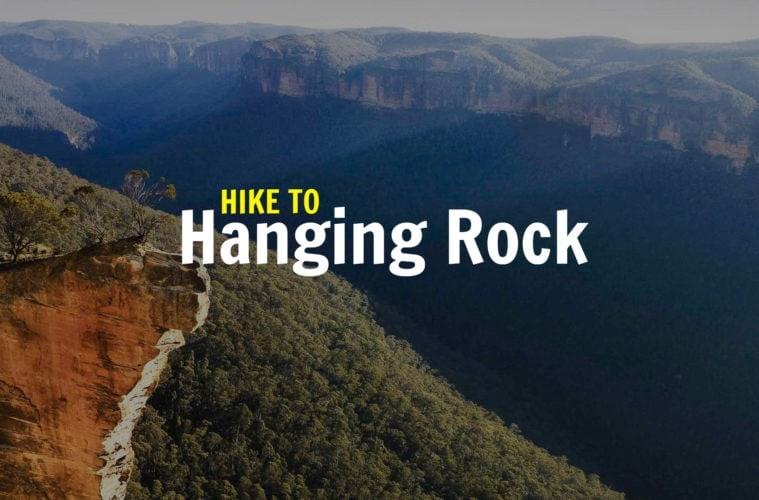 hanging-rock-hike-blue-mountains