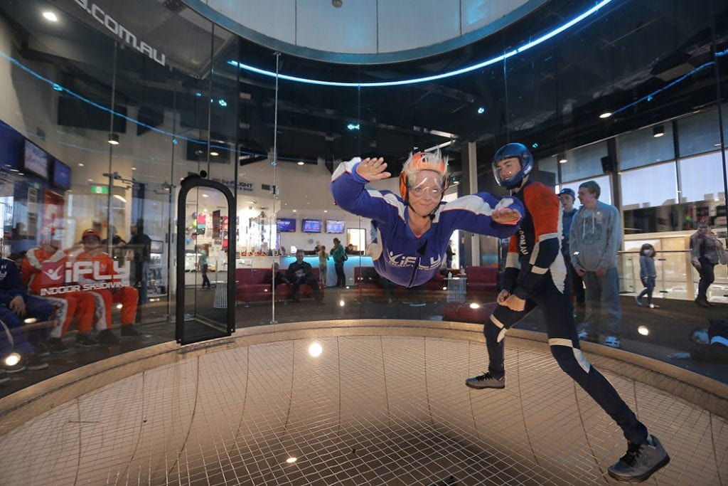 This image has an empty alt attribute; its file name is ifly-indoor-skydiving-1024x683.jpg