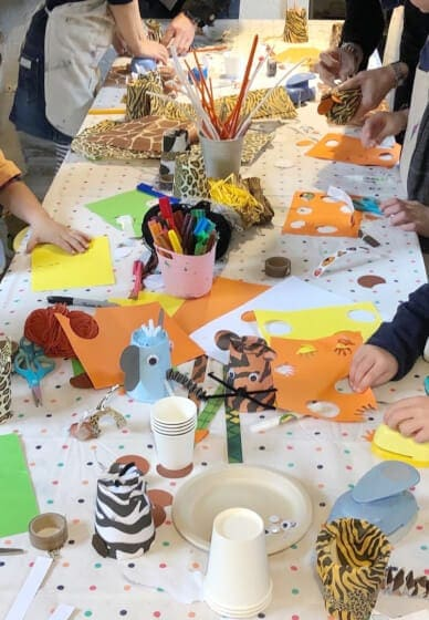 super-hero-craft-class-for-kids-in-sydney