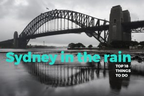 Top 18 Things To Do In The Rain In Sydney