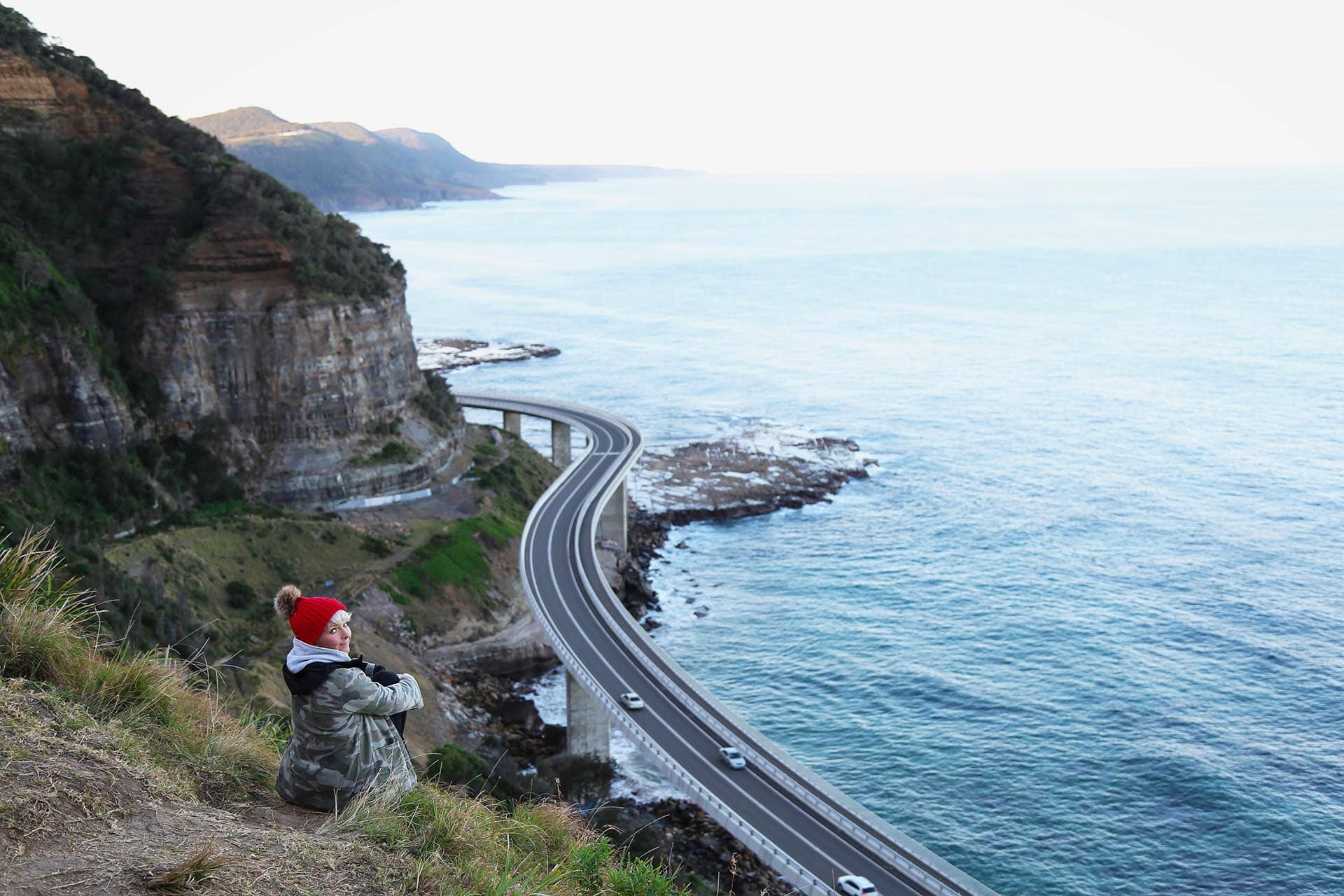 How To Find Sea Cliff Bridge Lookout Video 2021