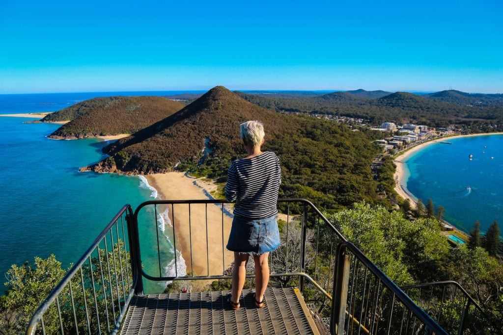 mount-tomaree-port-stephens