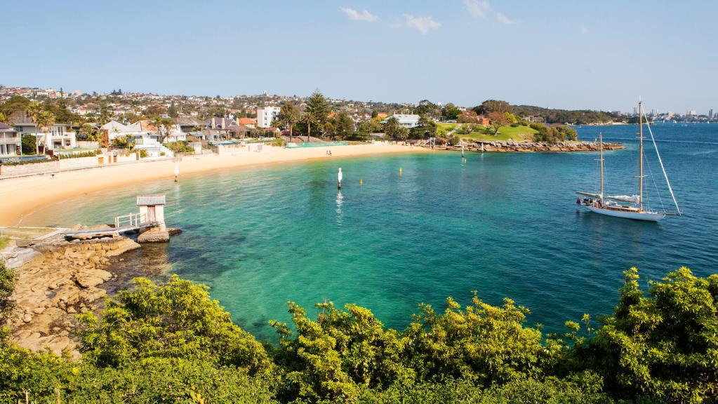 camp-cove-best-beaches-in-sydney