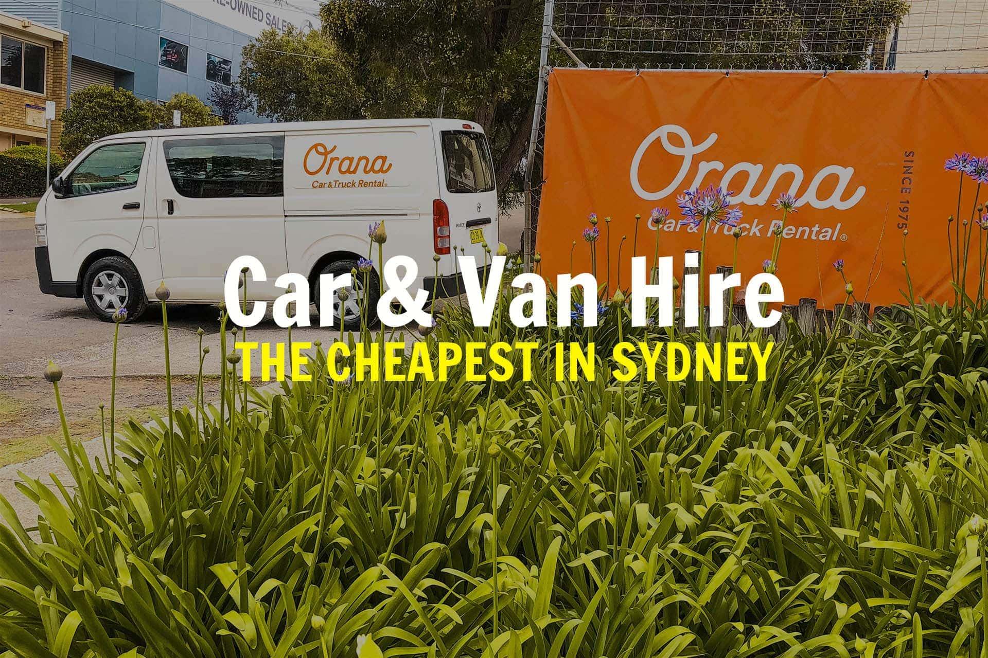 Cheap Car Rental In Sydney Londoner In Sydney