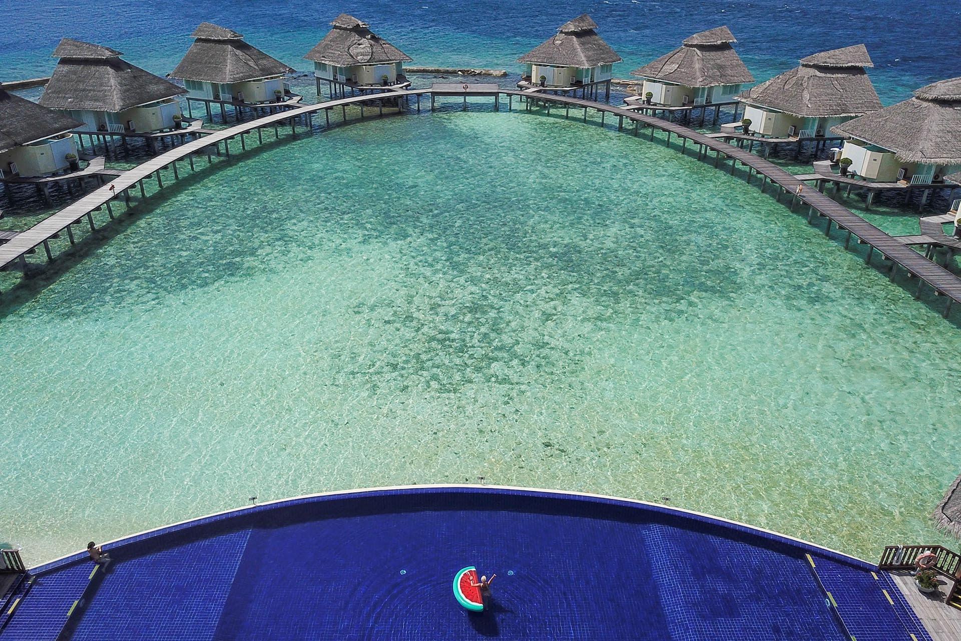 Maldives Resort vs Maldives Local Islands