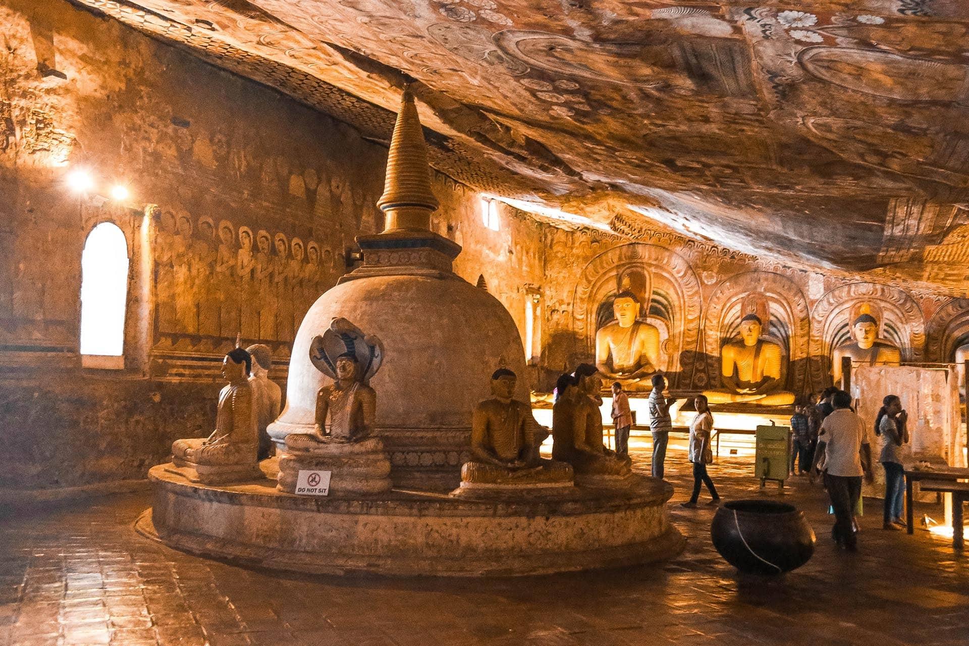 Best Things To Do In Dambulla Sri Lanka