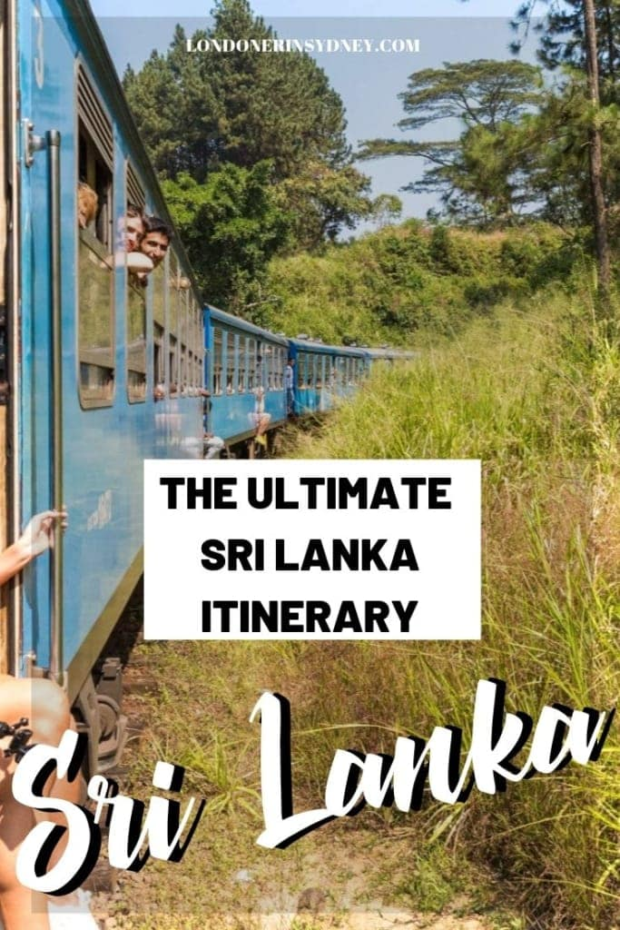 SRI-LANKA-ITINERARY