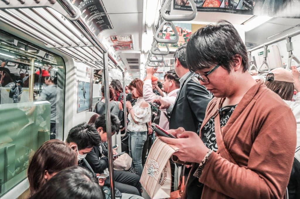 Japan-trains