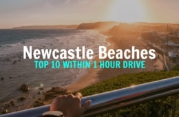 NEWCASTLE-BEACHES-NSW