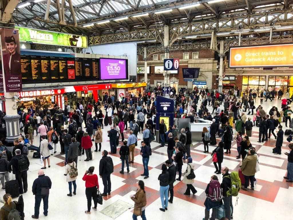 England-london-paddington-station