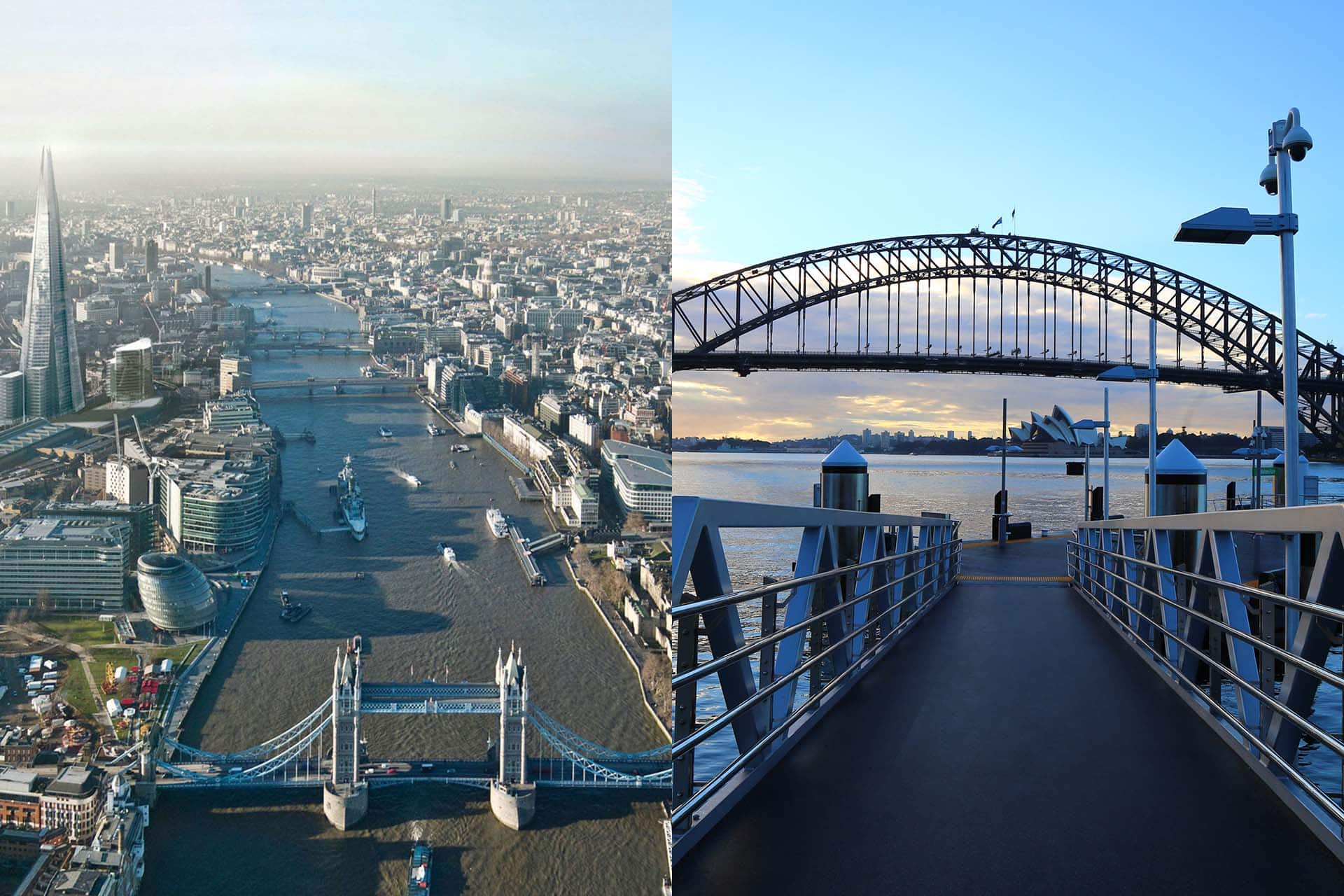 Which Is More Expensive To Live In – Sydney or London?