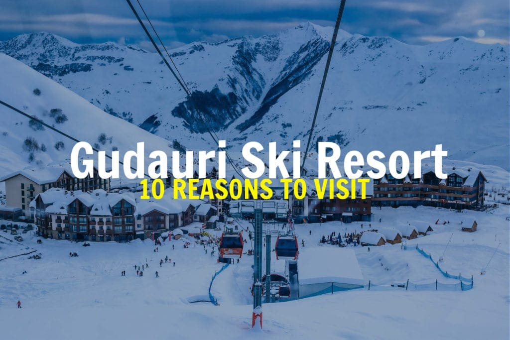 GUDUARI-SKI-RESORT