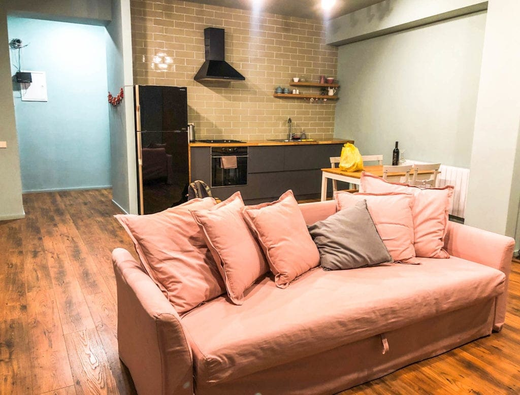 airbnb-in-tbilisi