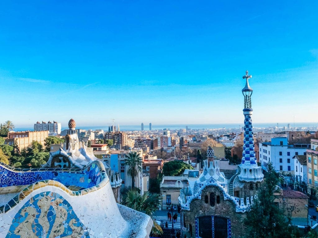 barcelona-in-24-hours-park-guell