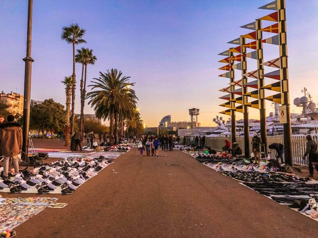 barcelona-in-24-hours-barcelona-beach