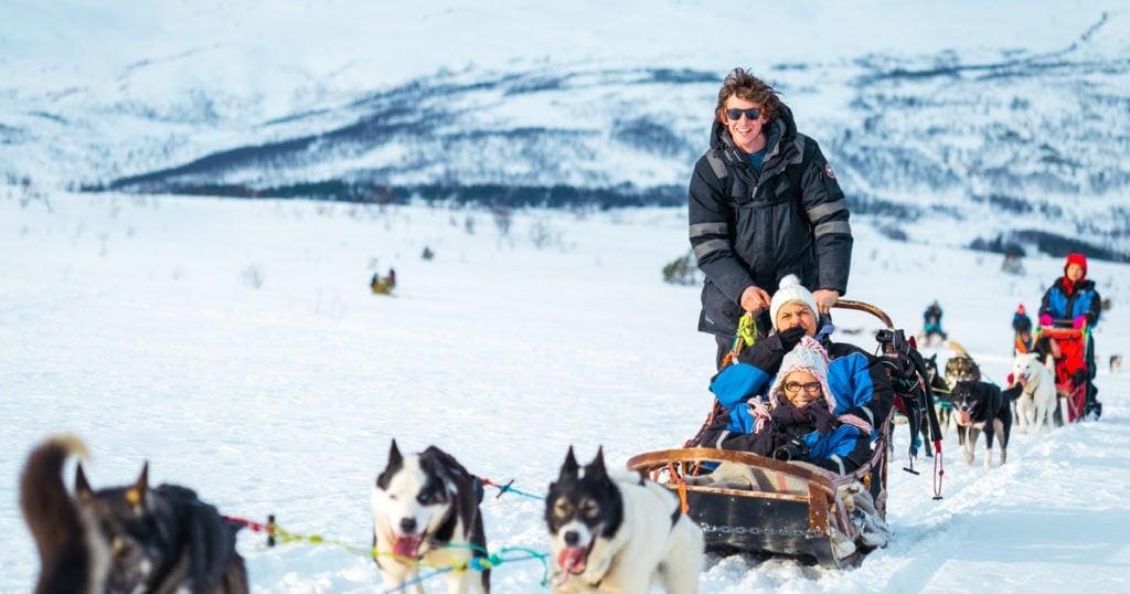 dog-sledding-tromso-norway