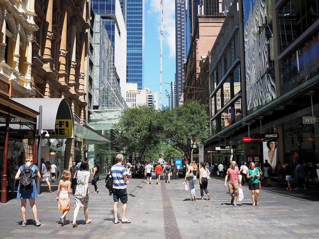 shopping-in-sydney