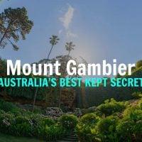 20 things to do in Mount Gambier | Australia's secret gem