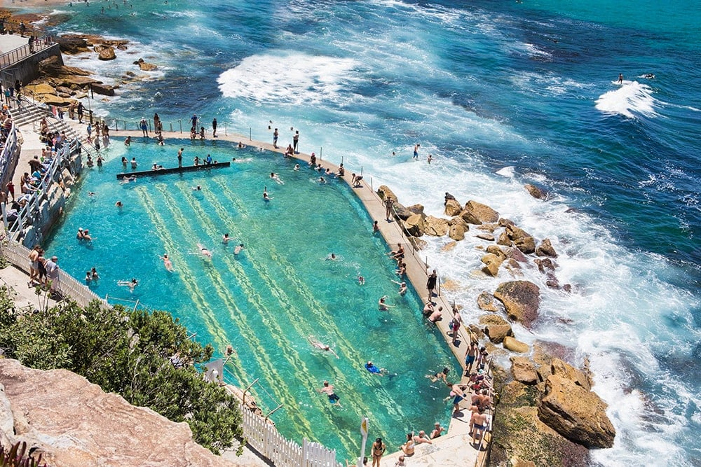 Bronte-Pool-best-sydney-beaches