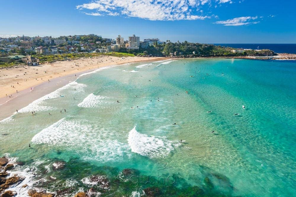 Freshwater-Beach-sydney-best-city-beaches